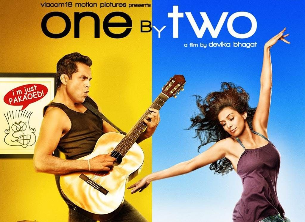 one by two movie wallpaper