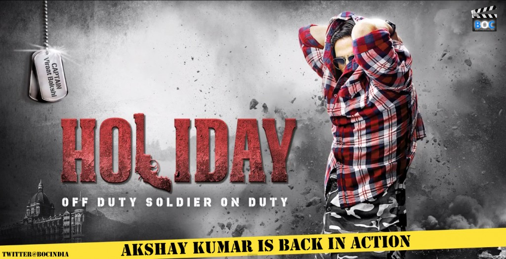 Holiday first day collection opening day friday - Bollywood movies 2014 box office collection ...