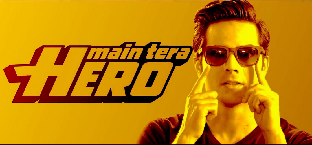 Varun Dhawan in Main Tera Hero