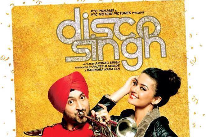 disco singh punjabi movie poster