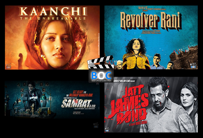 kaanchi-revoler rani-samrat and co-jatt james bond