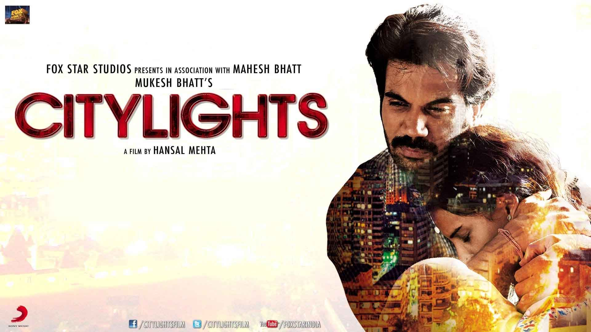 citylights movie poster