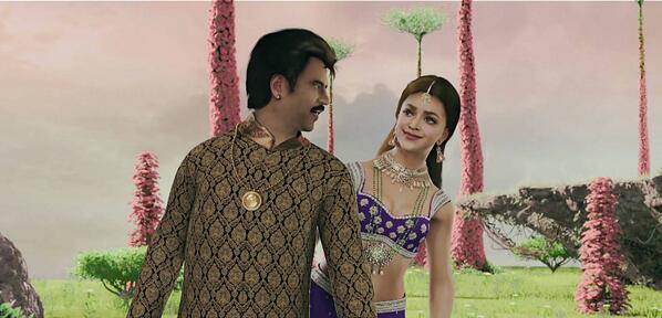 kochadaiiyaan movie wallpapers