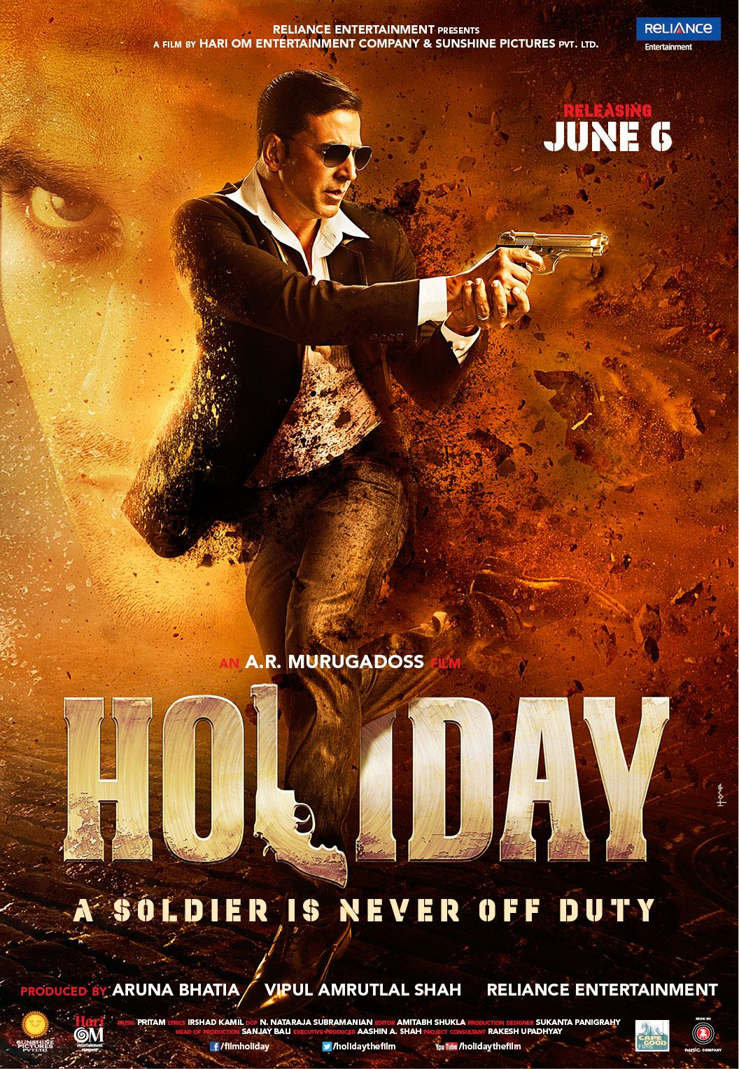 holiday-soldier-never-off-duty