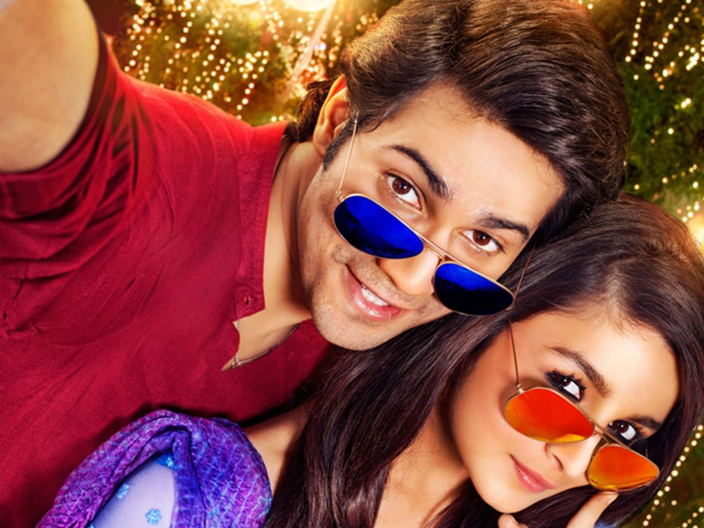 Humpty Sharma Ki Dulhania 2014 Movie Wallpaper
