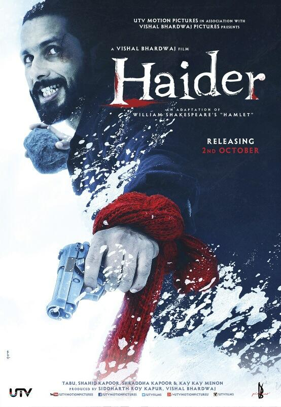 Haider 7th Day Collection- One Week Total Business in India