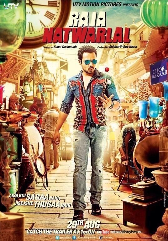 Raja Natwarlal 6th (Sixth) Day Box Office Collection
