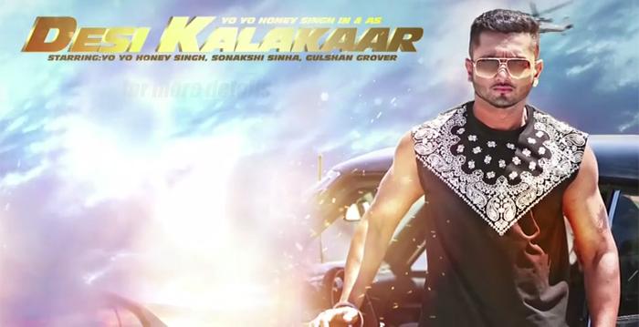Desi Kalakaar Honey Singh