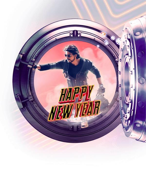 Shahrukh Khan's movie Happy New Year Trailer Releasing on 14th August 2014