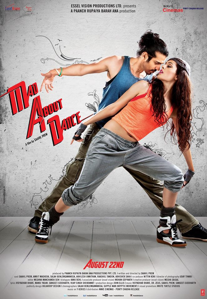 MAD ABOUT DANCE Movie Overview