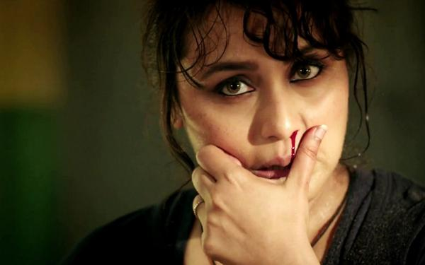 mardaani first day collection