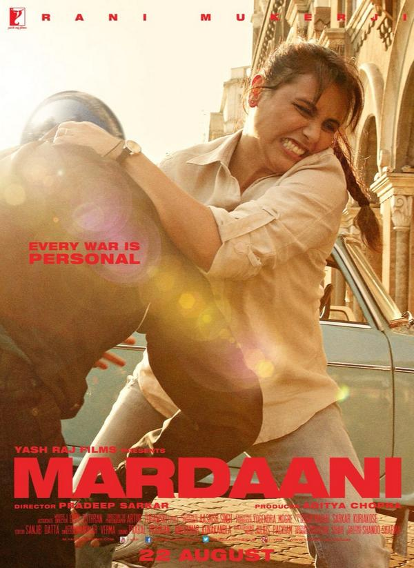 Sixth (6th) Day Box Office Collection of Mardaani
