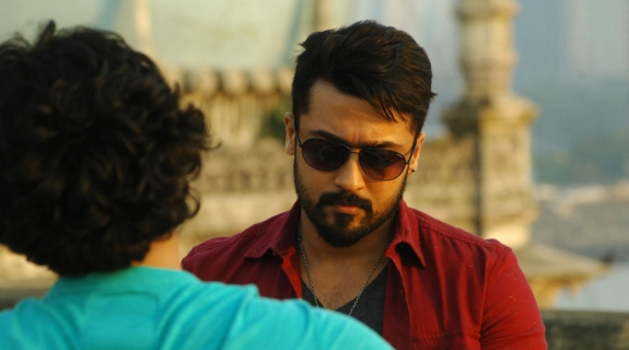 Anjaan Tamil Movie First Day Collection