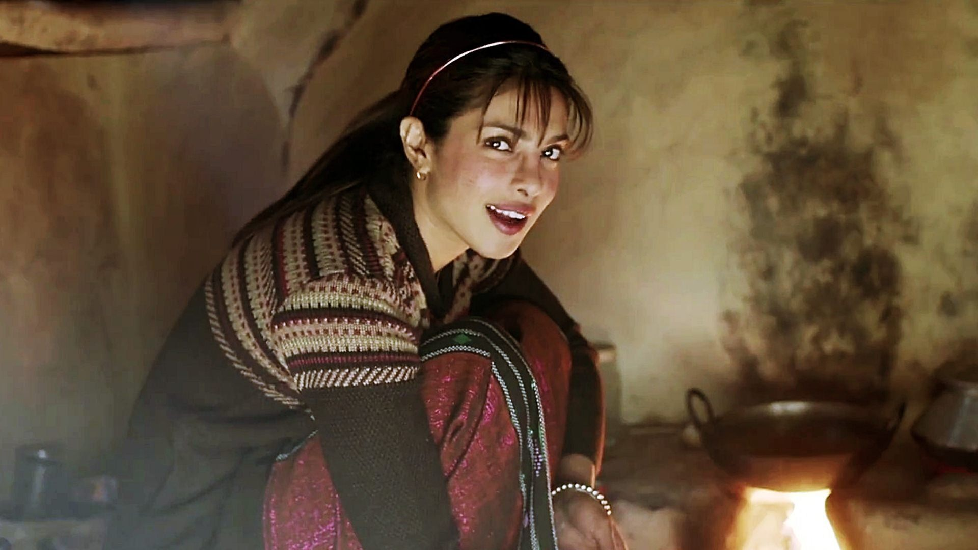 Priyanka Chopra - Mary Kom 2014 Latest Movie Wallpaper