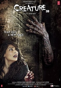 creature-3d new poster