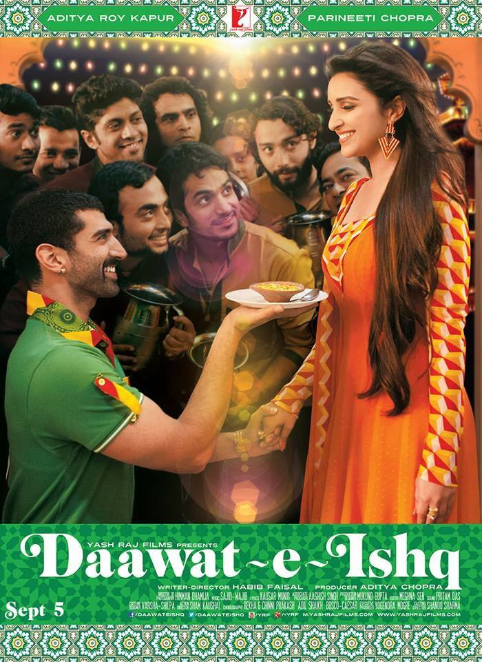 Daawat E Ishq 2014 BD50 Untouched BluRay DRs | G- Drive | 34 GB |