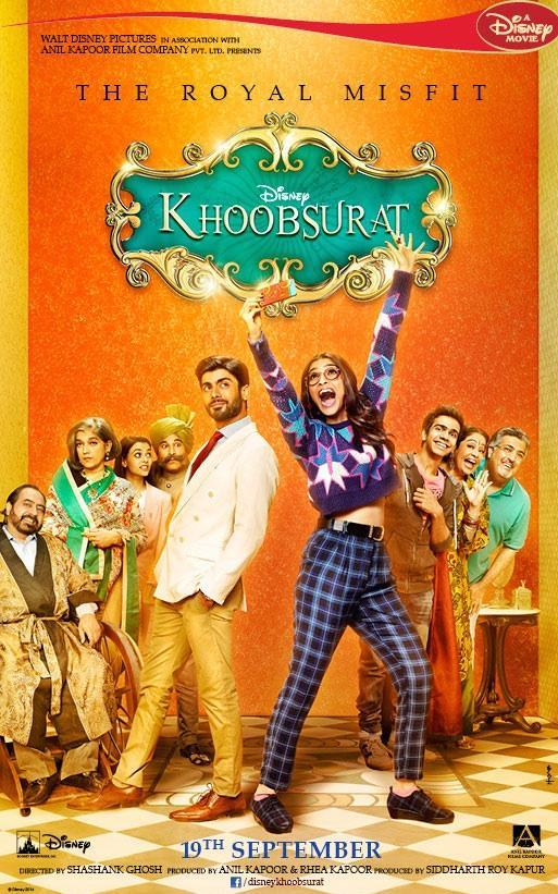 Khoobsurat 2nd Day Collection- Saturday Income Report