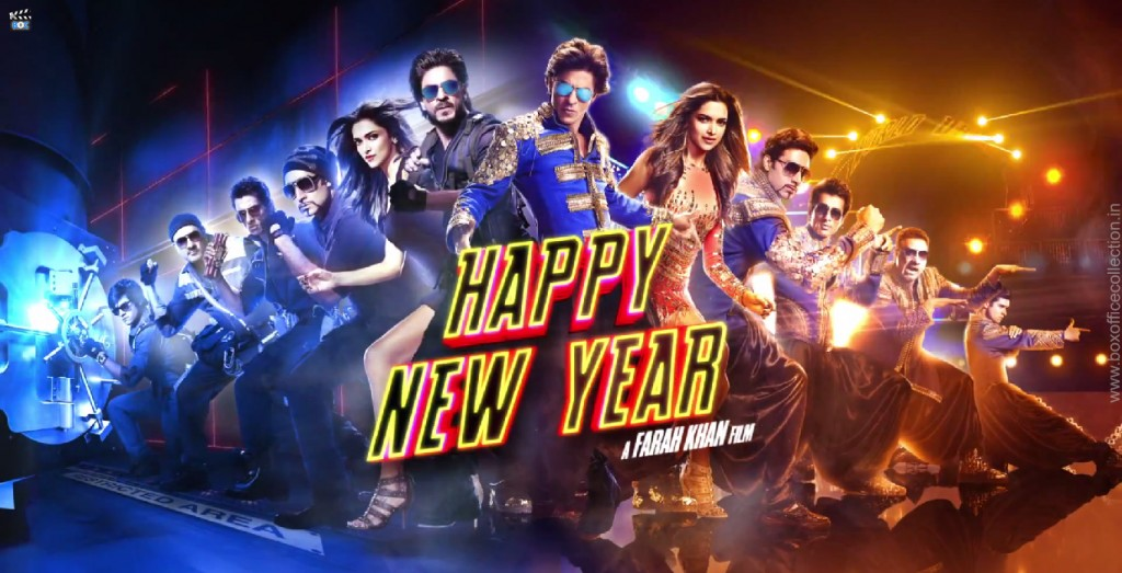 Happy new year 28th day collection 4 weeks total income - Bollywood movies 2014 box office collection ...