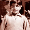 Amitabh Bachchan Childhood Photos