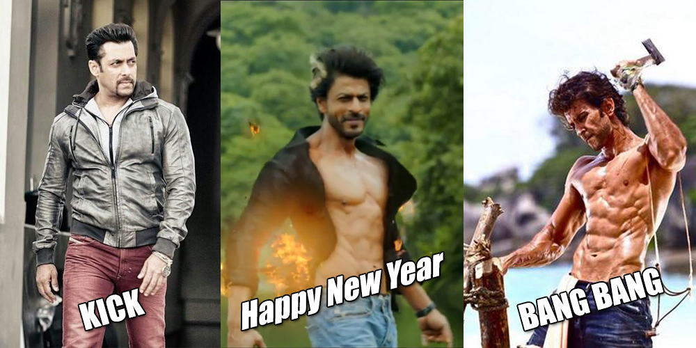 happy new year vs kick vs bang bang