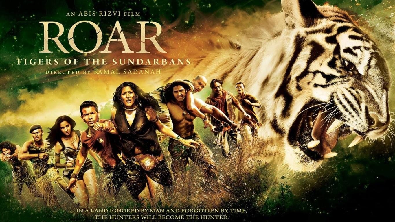 roar movie poster