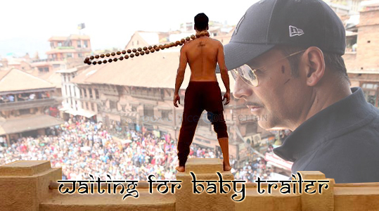 BABY Official Trailer Releasing Out on 3rd December 2014