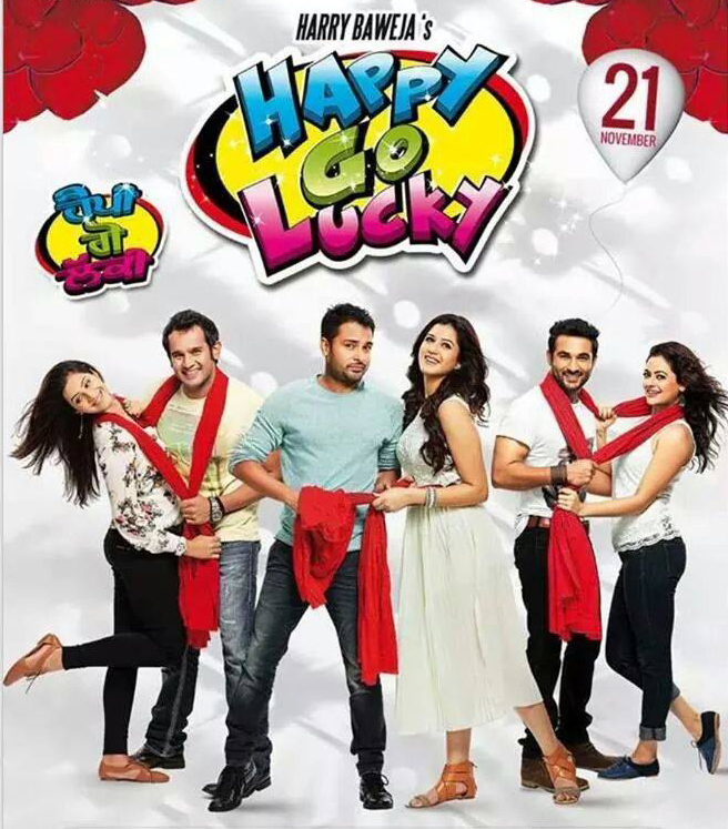 happy go lucky punjabi movie