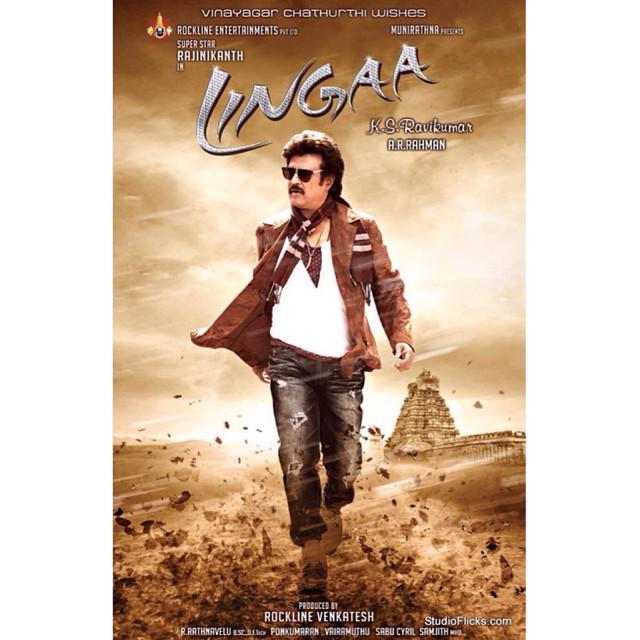 Lingaa Final Released Date (12 December)- Releasing on 5000 Screens