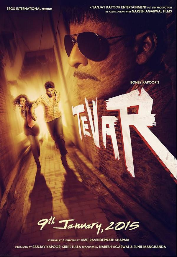 Tevar Official Trailer