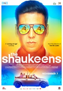 The Shaukeens Box Office Collection India