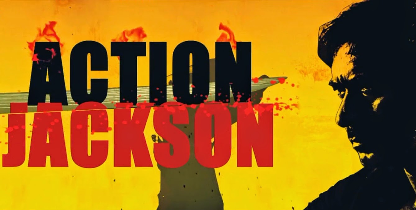 Action Jackson Total Collection