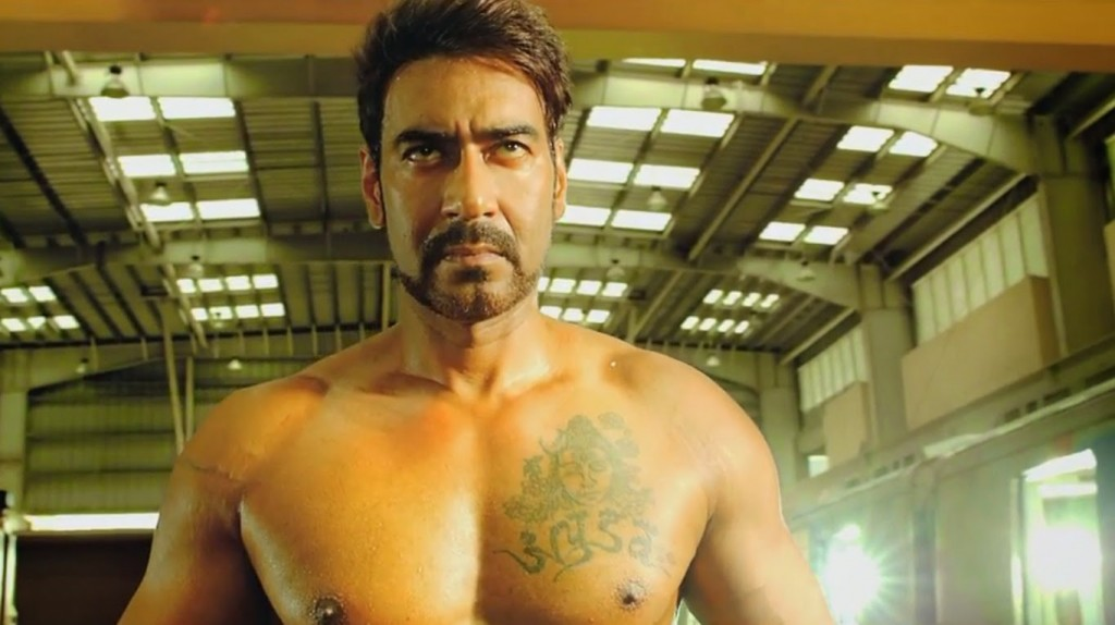 Action Jackson Vs Singham Returns Box Office Performance
