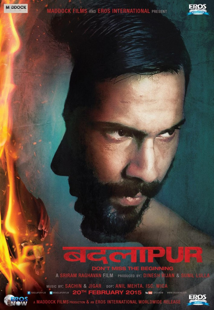 Badlapur Movie Wiki- Release Date, First Look & Official Teaser