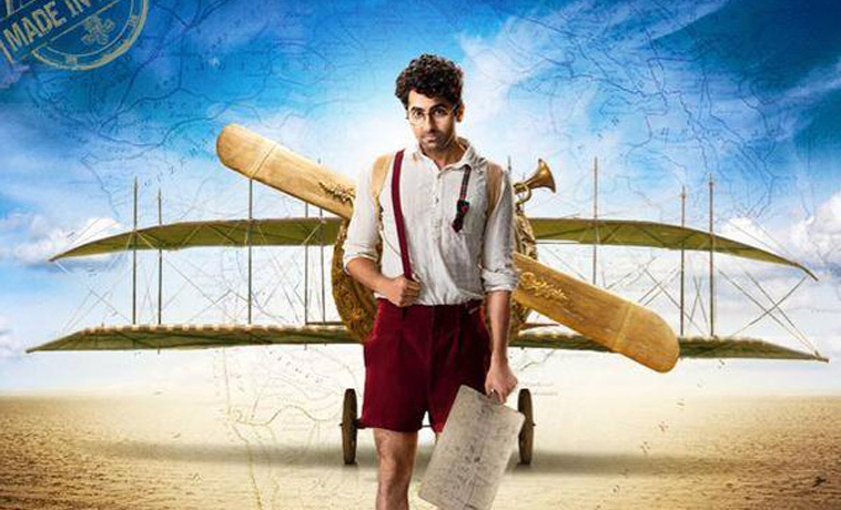 Hawaizaada 1st Day Collection- Started with a low note