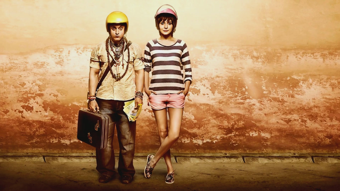 pk movie box office collection
