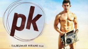 total collection of pk movie