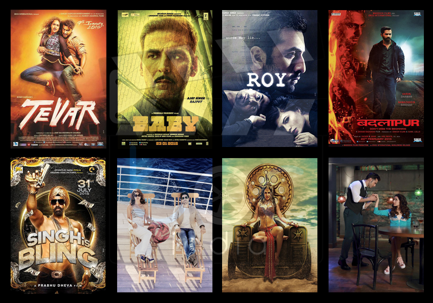 Bollywood Movies of 2015