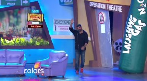 akshay kumar on CNWK for baby