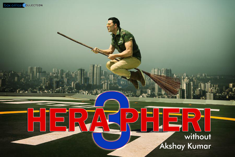 Why Akshay Kumar is not in Hera Pheri 3?