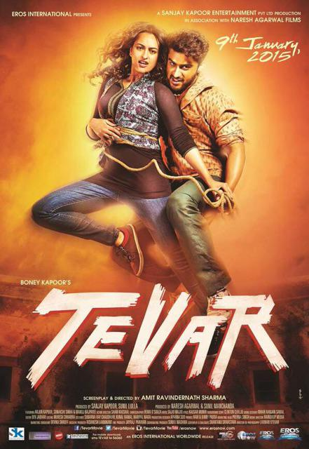Tevar 2nd Day Collection: Saturday Business Report at Box Office