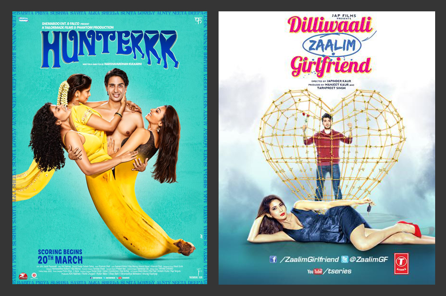 dilliwaali zaalim girlfriend-hunterrr