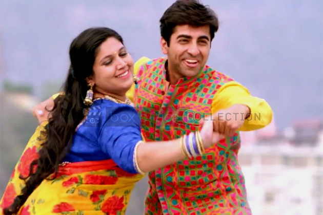 dum laga ke haisha total collection