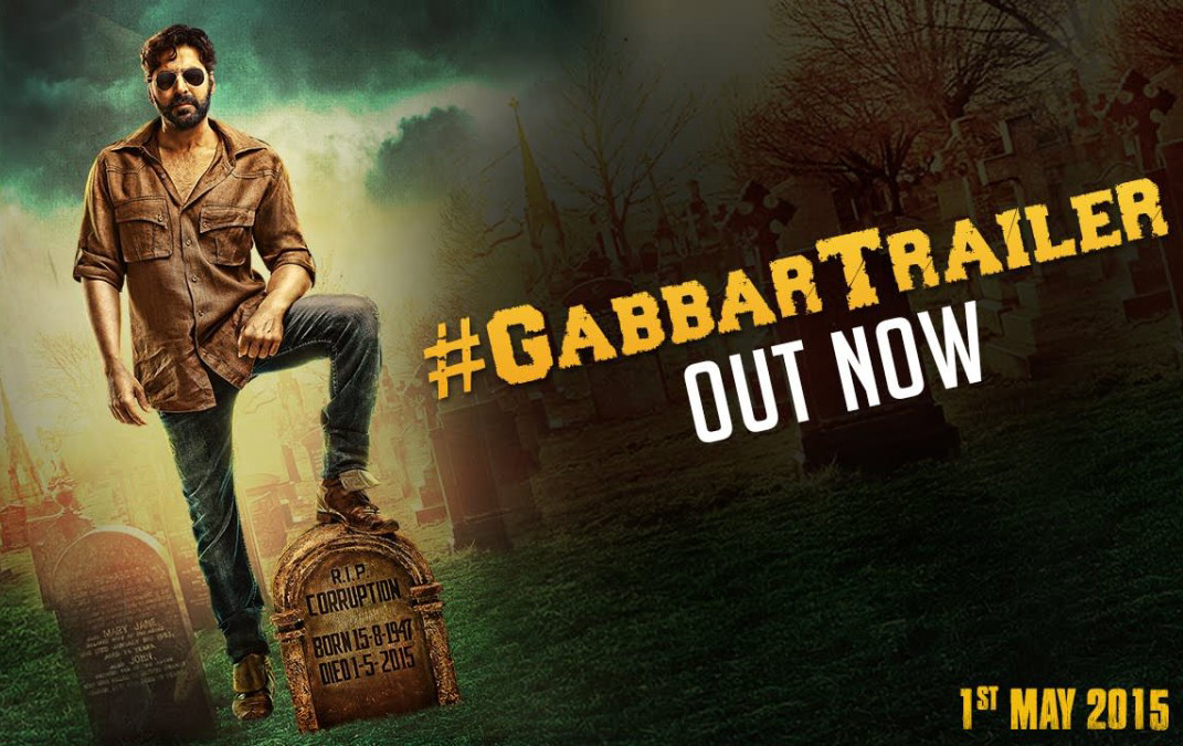 gabbar is back official trailer