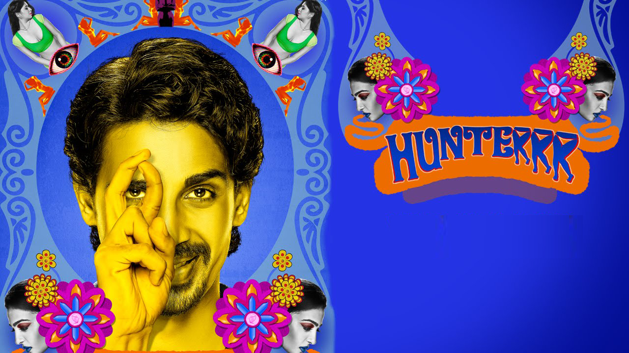 hunterrr 2015 movie poster