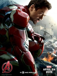 Avengers age of ultron online booking