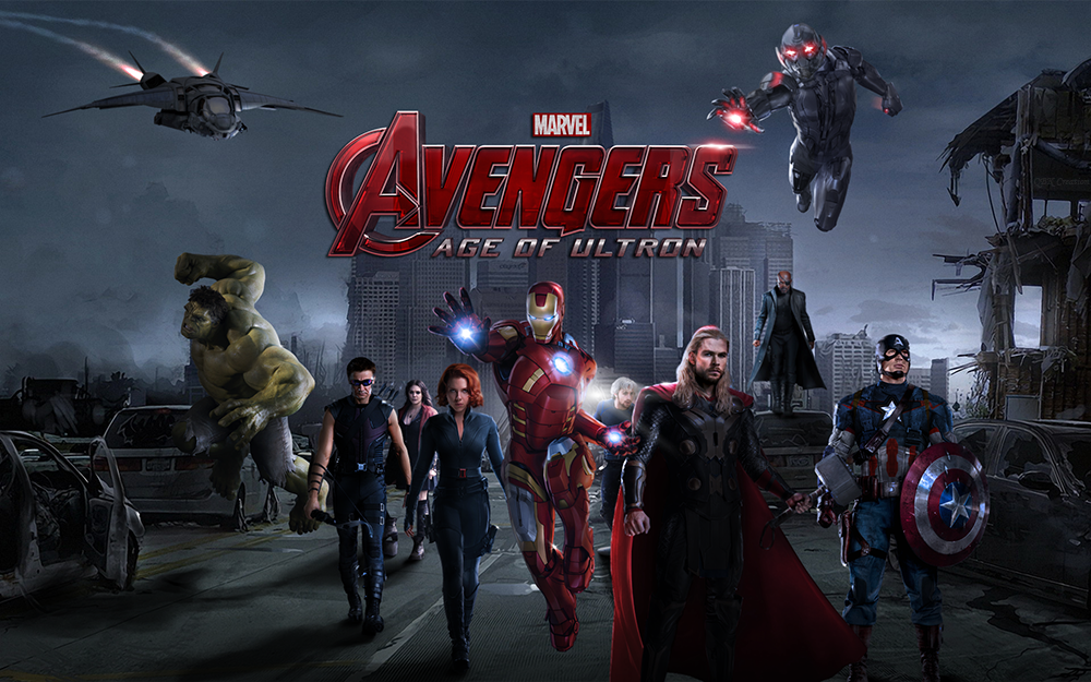 avengers age of ultron wallpaper