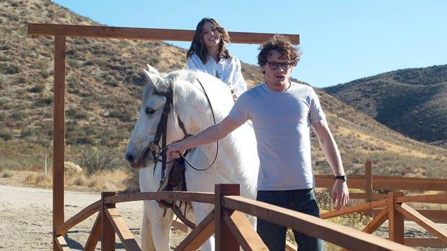 broken horses movie collection