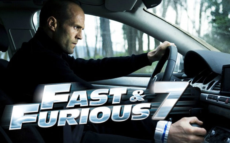 fast and furious 7 box office report