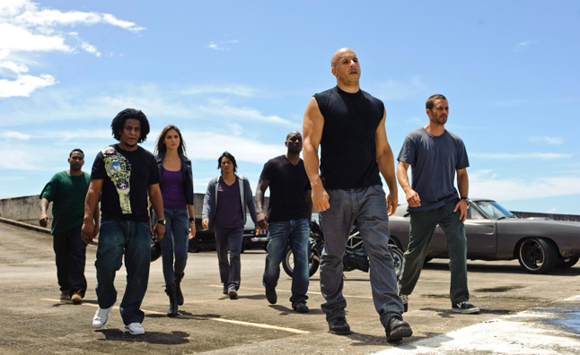 fast and furious 7 total collection