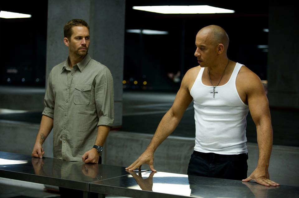 fast & furious 7 business report